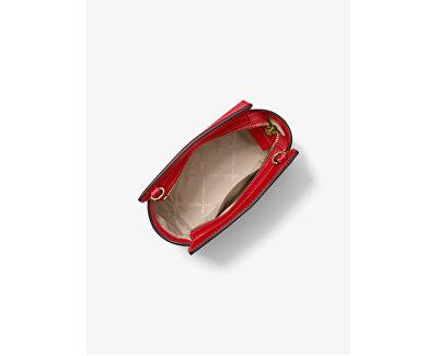 Geantă de mână Elegant Selma Mini Saffiano Leather Crossbody Bright Red