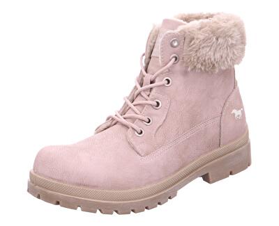 Dámske členkové topánky 1207607-555 rose