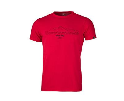 Herren T-Shirt Antin TR-3492OR 360 Red