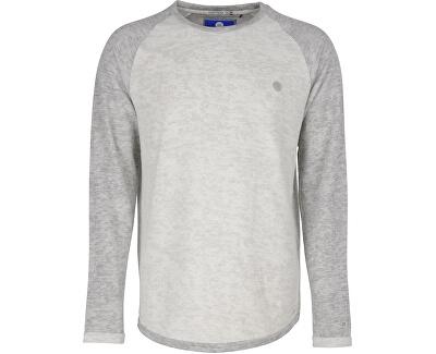 Shirt pentru bărbați cu mâneci lungi, de culoare alb murdar 4412105-00
