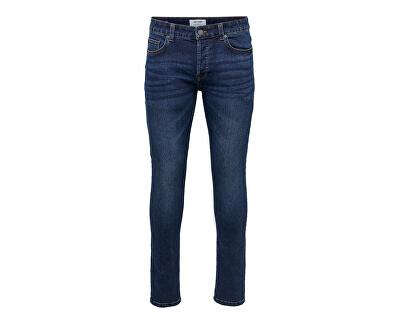 Pánské džíny onsLOOM SLIM BLUE PK 5144 Blue Denim