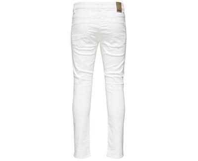 """Pánske nohavice Loom Col Pk 2438 """"30 White"""