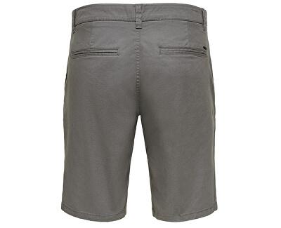 Pánske kraťasy Cam Chino Shorts Entry Re Castlerock