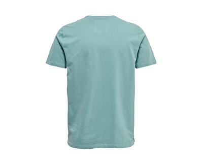Herren T-Shirt ONSCALM SLIM SS TEE Mineral