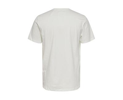 Herren T-Shirt ONSMOVE SLIM TEE NF 5823 Cloud Dancer
