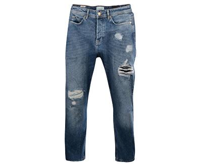 "Pánske džínsy Beam Med Blue Exp ""32 Medium Blue Denim Jeans24 Lng"