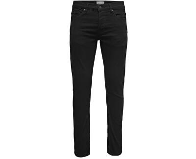Pánske džínsy onsLOOM BLACK DCC 0448 Noosa Black Denim