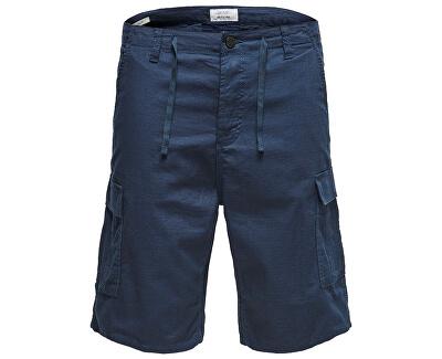Férfi nadrág Nadir Cargo Short Pk 2454 Dress Blue s