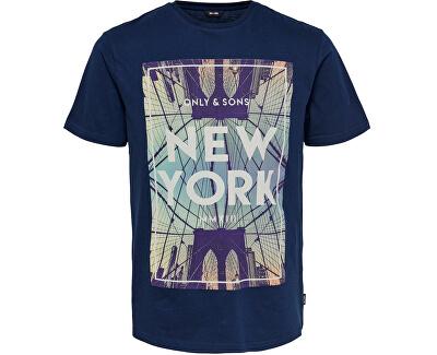 Herren T-Shirt ONSCALM SLIM SS TEE