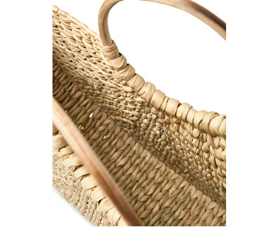 Damentasche ONLKENNA STRAW BEACH SHOPPER