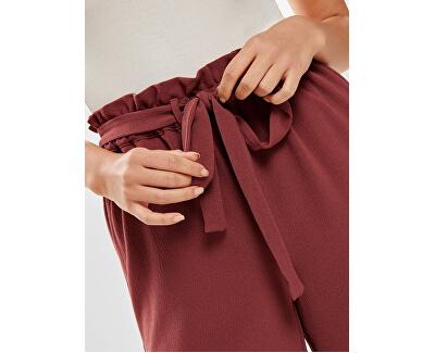 Dámske kraťasy Turner Paper Bag Shorts Wvn Noos Black