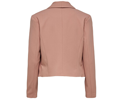 Dámsky blejzer Carolina New L / S Short Blazer TLR Misty Rose