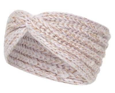ONLY Dámska čelenka Savage Knit Head band Box Acc Lavender Fog
