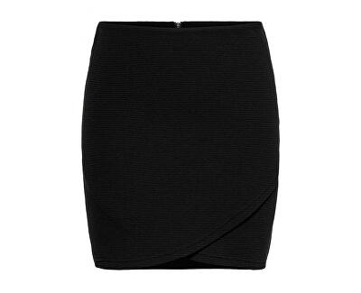Dámska sukňa Floria Short Skirt Swt Black