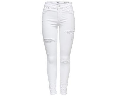Dámske skinny džínsy ONLBLUSH 15175916 White .32