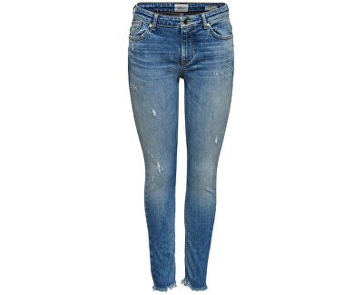 ONLY Dámské džíny Carmen Reg Sk Ankle Dnm Jeans Rea