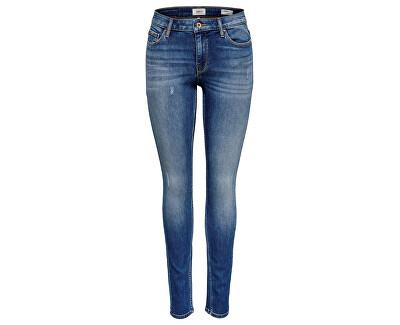 Jeans pentru femei ONLCARMEN REG SK JNSBB 5984 -16 NOOS Dark Blue Denim
