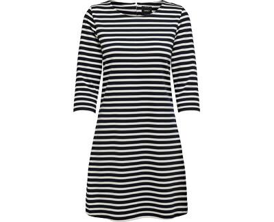 Damenkleid ONLBRILLIANT 3/4 DRESS JRS NOOS Sky Captain