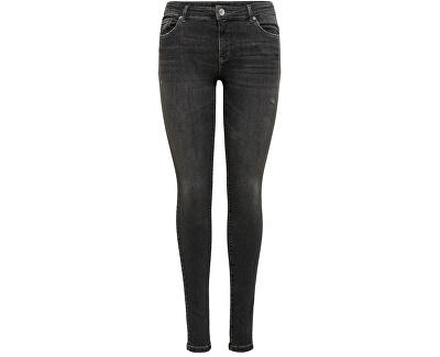 Dámske skinny džínsy ONLCARMEN LIFE 15208319 Black