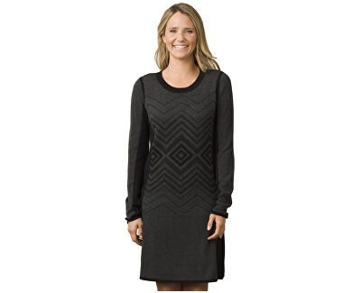 Dámske šaty Delia Dress Charcoal