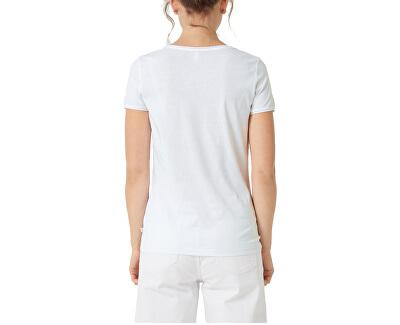 Női póló 41.903.32.5102.01D0 White Placed Print