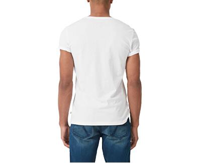 Pánske tričko 40.905.32.5296.0100 White