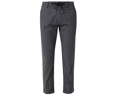 Pantaloni pentru bărbați 40.908.73.2408.99W0 Black Woven