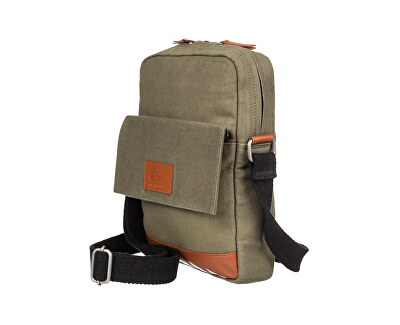 Pánská crossbody taška Premium Magical Xl Burnt Olive EQYBA03130-GPZ0