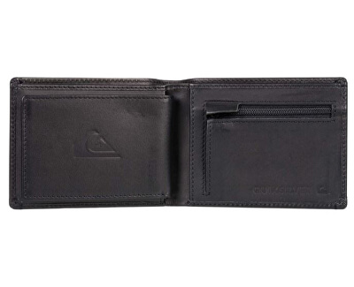 Pánska kožená peňaženka New Miss Dollar Black EQYAA03879-KVA0