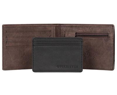 Pánská peněženka Mini Mo Wallet Pu Chocolate Brown EQYAA03818-CSD0