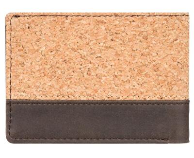 Pánska peňaženka Natiberry Chocolate Brown EQYAA03825-CSD0