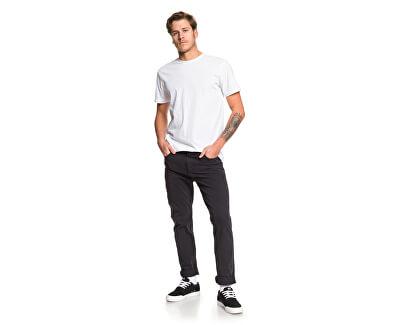 Pánské kalhoty Krandy 5 Pockets Black EQYNP03168-KVJ0