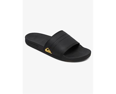 Férfi cipők Rivi Slide Black / Black / Yellow AQYL100867 -XKKY