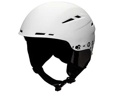 Quiksilver FS Zima Lyžařská helma Motion Snow White EQYTL03021-WBK0