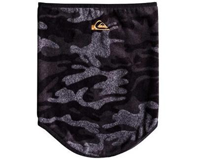 Quiksilver Nákrčník Casper Collar Black Camokazi EQYAA03504-KVJ9