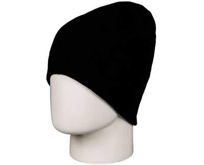 Quiksilver Oboustranná zimní čepice M&W Slou Beanie Black EQYHA03071-KVJ0