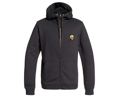 Pánská mikina Big Logo Snow Fz Black EQYFT03953-KVJ0