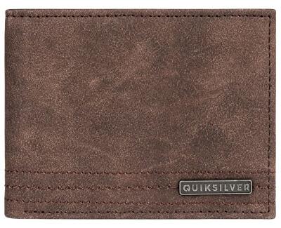 Pánská peněženka Stitchy Wallet VI Chocolate Brown EQYAA03823-CSD0