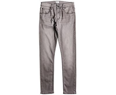 Quiksilver Pánské kalhoty Distorsioniron Iron EQYDP03351-KZMW