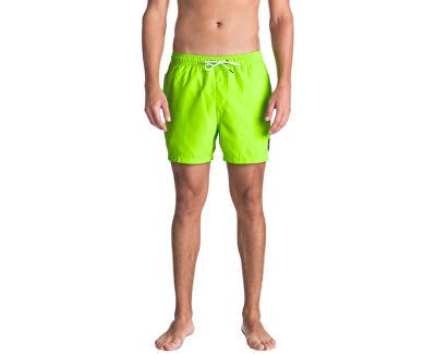 Pantaloni bărbați Everyday Volley 15 Green Gecko EQYJV03318-GGY0
