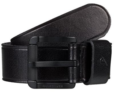 Pánský kožený opasek The Everydaily II Black EQYAA03829-KVJ0