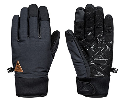 Quiksilver Rukavice Method Glove Black EQYHN03082-KVJ0