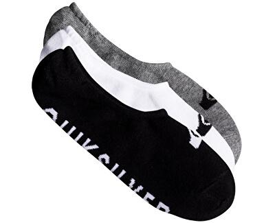 3 PACK - pánské ponožky Assorted EQYAA03668-AST