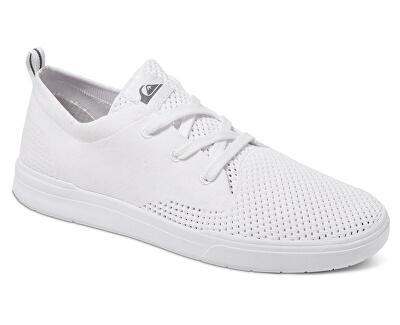 Quiksilver TenișiShorebreak Stretch Knit White/White/White AQYS700030-XWWW