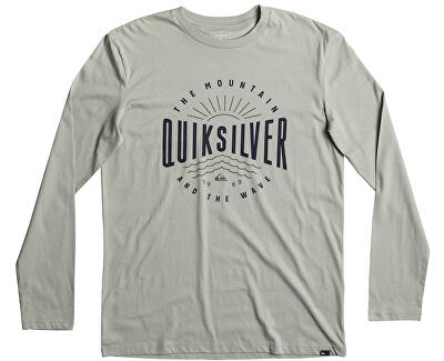 Quiksilver Triko Lsclassictemadw Slate Gray EQYZT04561-GHR0