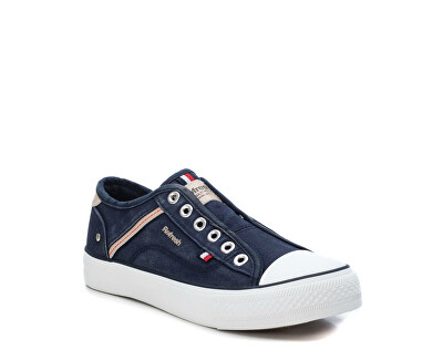 Damen Sneakers 69664 Navy