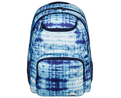 Roxy Rucsac Shadow Swell Marshmallow Antares Tie And Dye ERJBP03400-WBT7