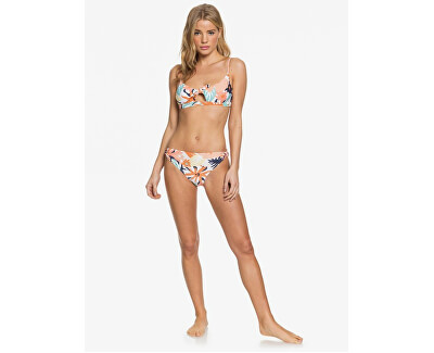 Dámská plavková podprsenka Swim The Sea Bralette Peach Blush Bright Skies S ERJX304096-MDT6