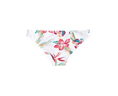Dámské plavkové kalhotky Lahaina Bay Reg Bottom Bright White Tropic Call S ERJX403887-WBB7