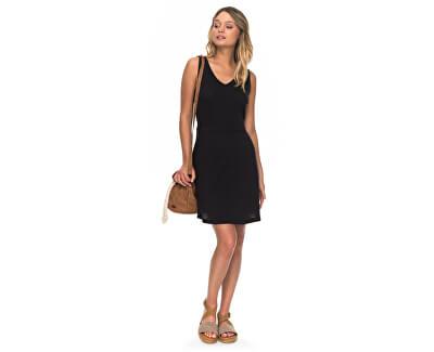 Dámske šaty Buying Time True Black ERJKD03246-KVJ0